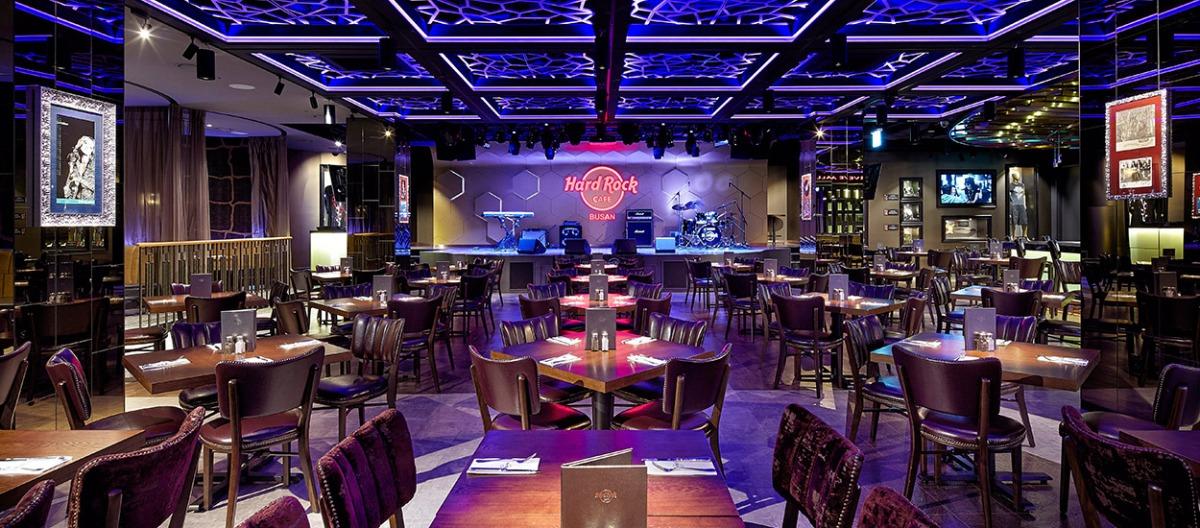 Hard Rock Cafe, Busan - Review