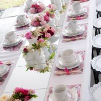 Planning the perfect High-Tea