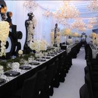 Black and White Wedding/Ball ideas