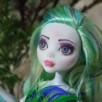 Water-nymph Monster High Face-up